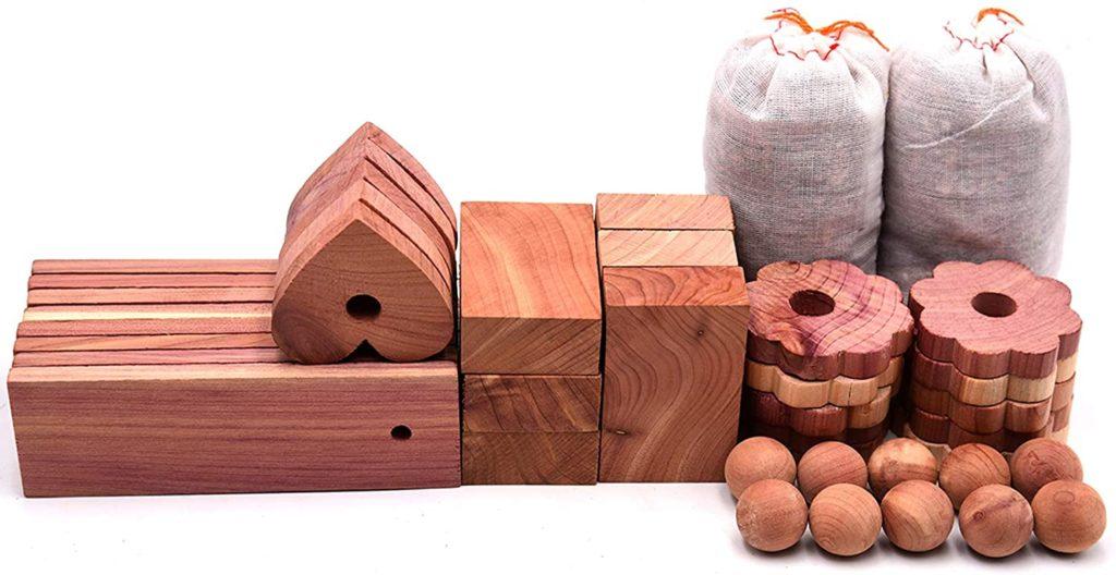 Red Cedar Wood Block